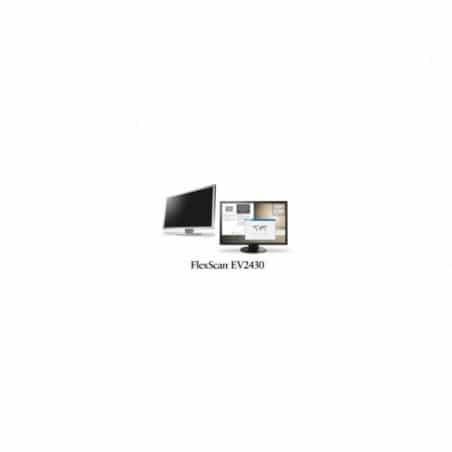 ECRAN EIZO SLIMEDGE WIDEFORMAT LCD 24p EV2430  (NOIR)