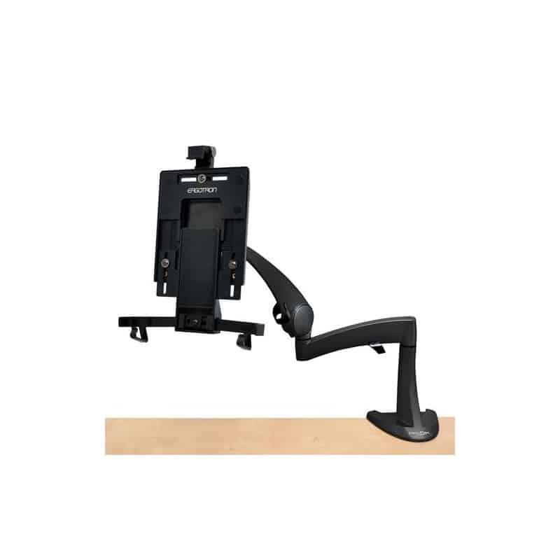 Bras Neo-Flex® pour tablette, fixation bureau (noir) 45-306-101