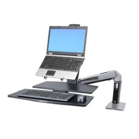 Plateau pour ordinateur portable (noir) 50-193-200
