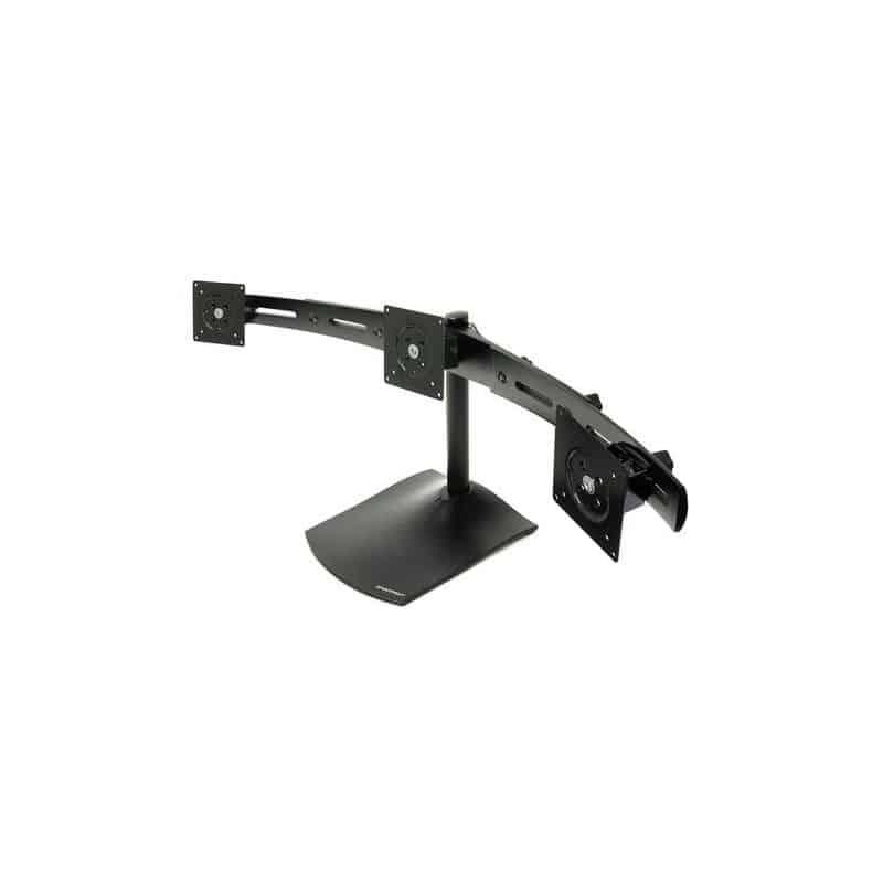Stand DS100 tri-écrans (noir) 33-323-200
