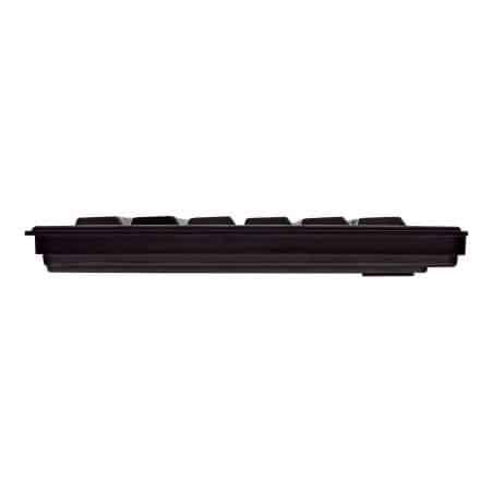 XS COMPLETE KEYBOARD Clavier mécanique bas profil 104 touches USB+PS/2 noir Layout Français Noir G84-5200LCMFR-2