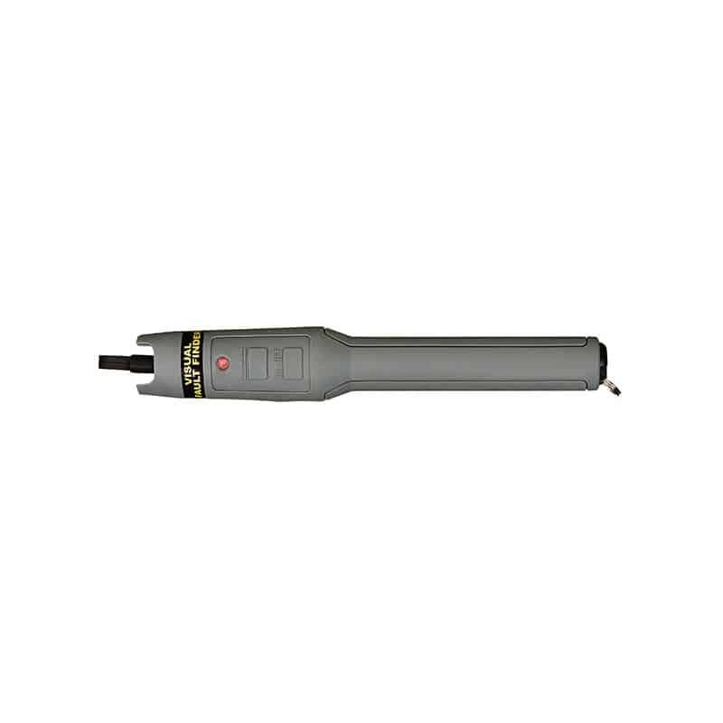 Testeur de continuité fibres optiques, localisateur de défauts dans le rouge - VFL