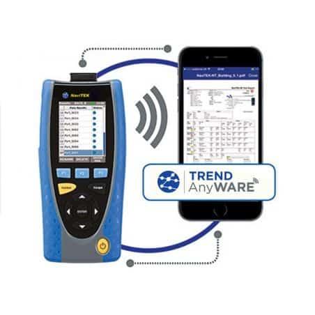 NaviTEK NT - Vérificateurs de réseaux RJ45 et câblages - R153001