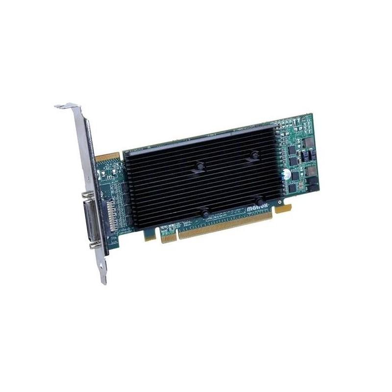 Carte Matrox M9140 LP PCIe x16