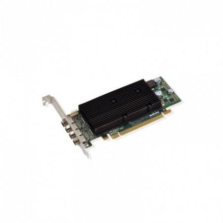 Carte Matrox M9148 LP PCIe X16